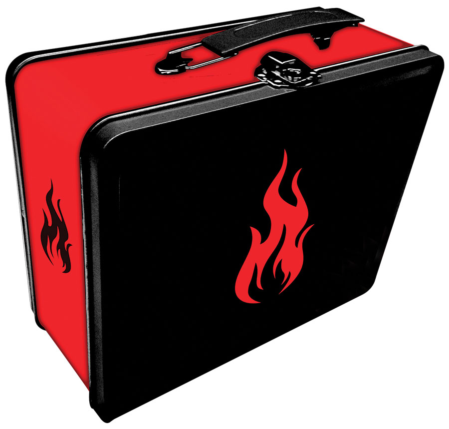 Tin: Iconic Fire Box Front