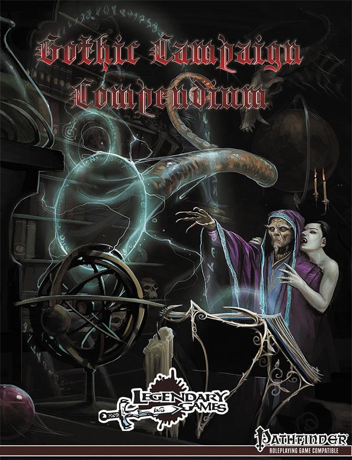 Gothic Campaign Compendium Box Front
