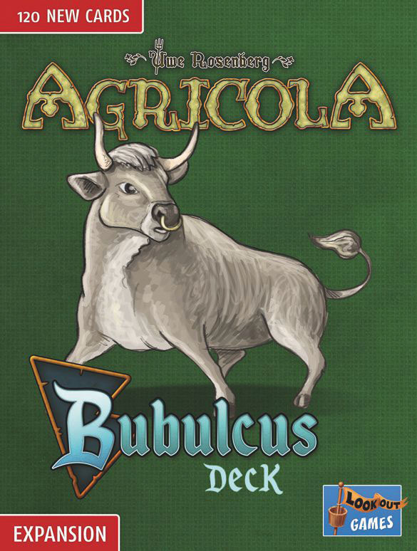 Agricola: Bubulcus Deck Expansion Game Box