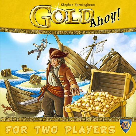 Gold Ahoy! Box Front