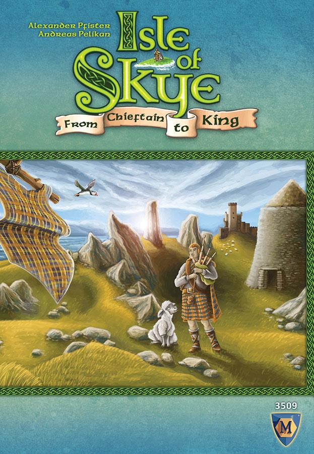 Isle Of Skye Box Front