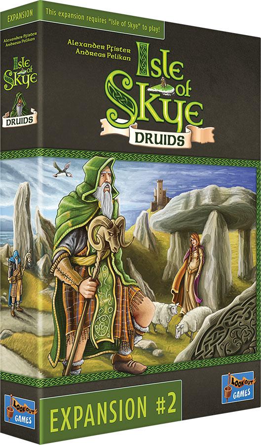 Isle Of Skye: Druids Expansion Game Box