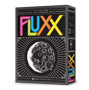 Fluxx 5.0 Edition: Deck (display 6) Box Front