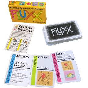 Fluxx Espanol Box Front