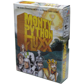Monty Python Fluxx: Deck (display 6) Box Front