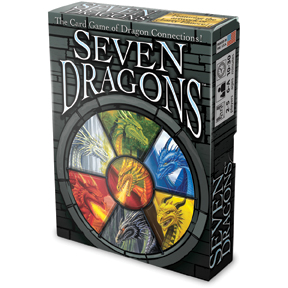 Seven Dragons Deck (display 6) Box Front