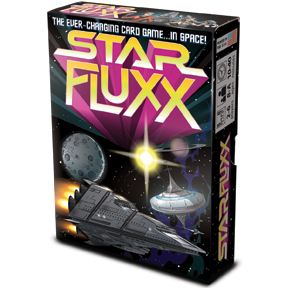 Star Fluxx: Deck (display 6) Box Front