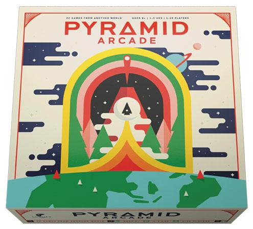 Pyramid Arcade Box Front