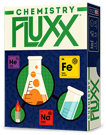 Chemistry Fluxx (display 6) Box Front