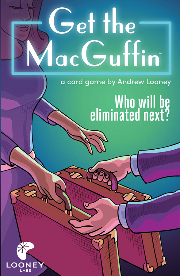 Get The Macguffin Box Front