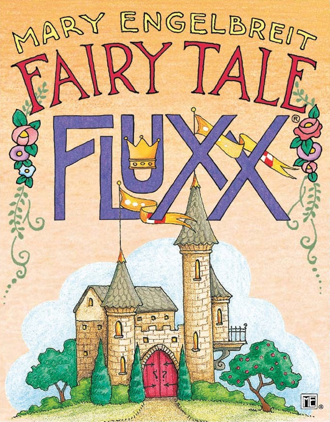Fairy Tale Fluxx (display 6) Game Box