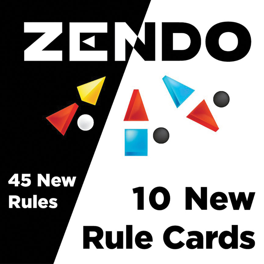 Zendo Rules Expansion #1 Game Box