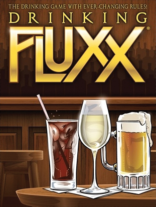 Drinking Fluxx Box Front