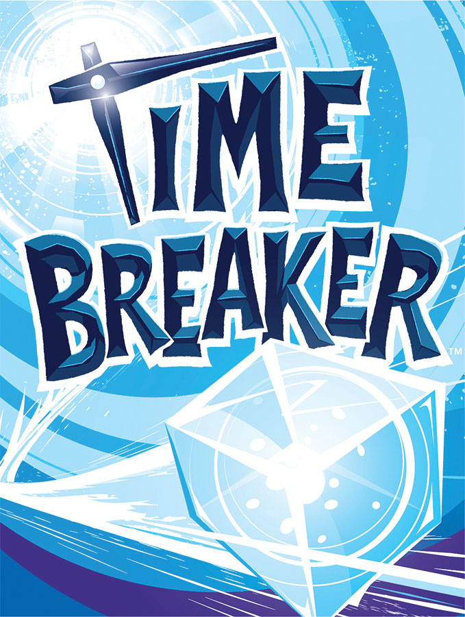Time Breaker Demo Game Box