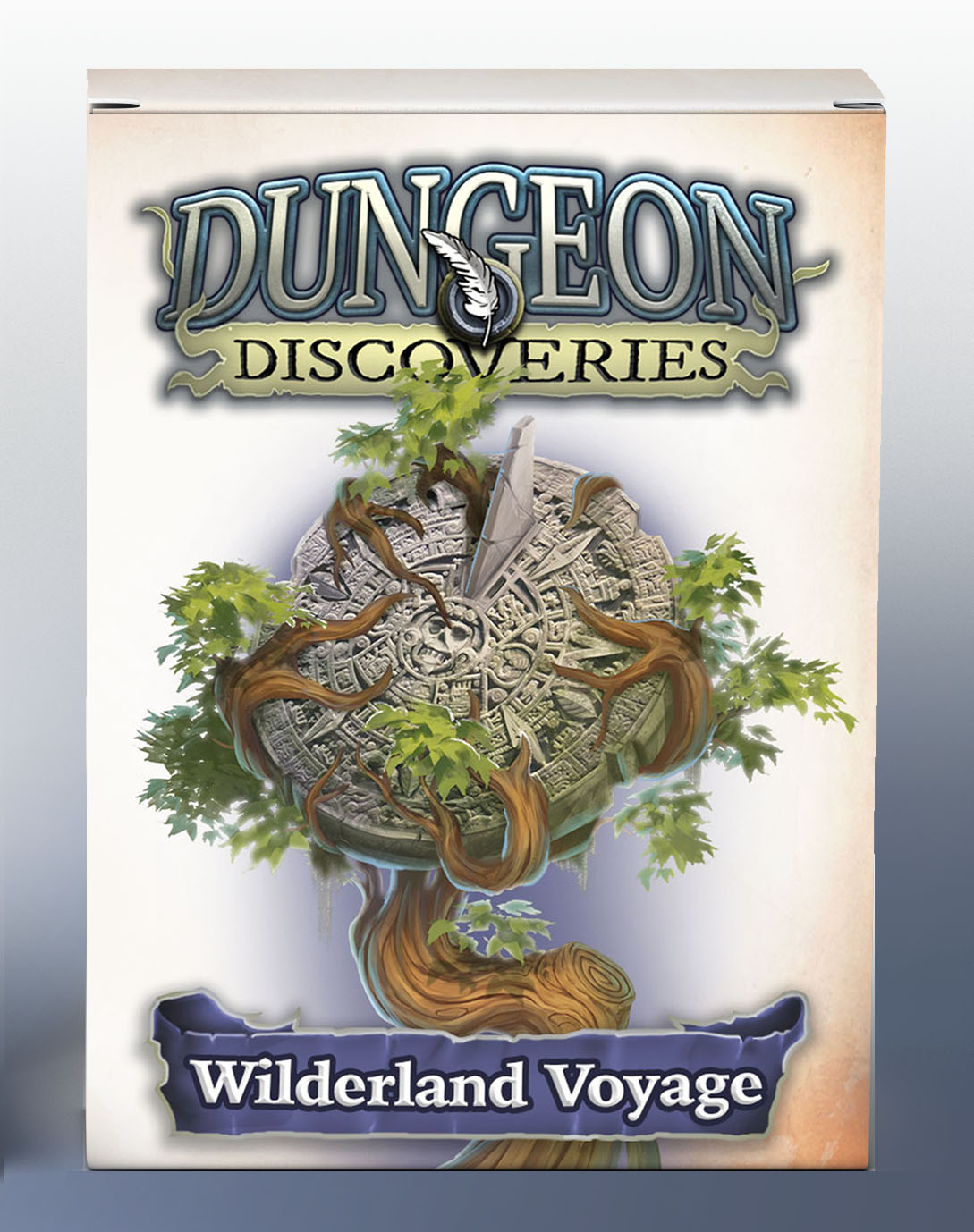 Dungeon Discoveries: Wilderland Voyage