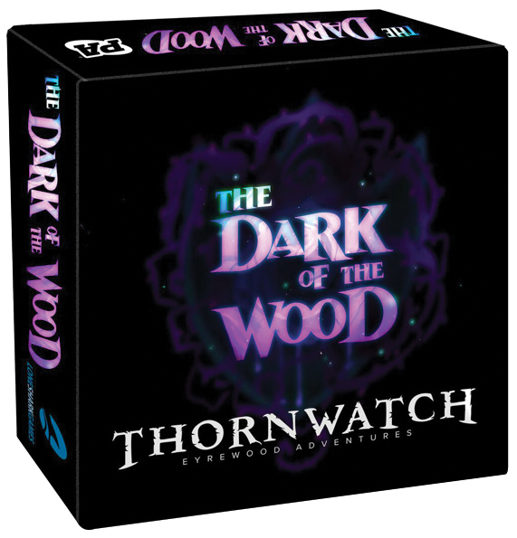 Thornwatch: The Dark Of The Wood Box Front