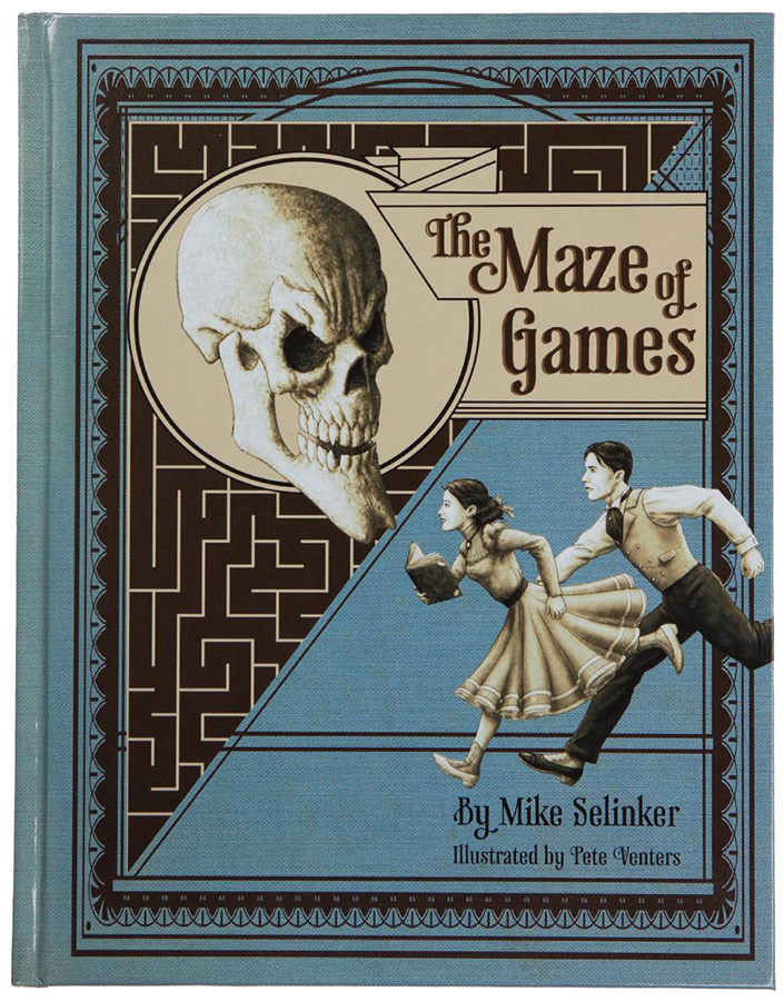 The Maze Of Games: 2nd Edition Box Front
