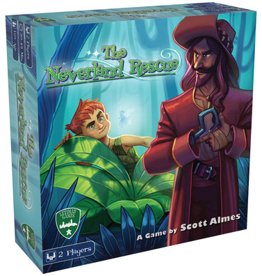 The Neverland Rescue Game Box