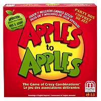 Apples To Apples: Party Box Box Front