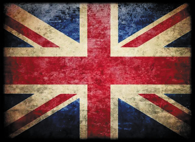 Play Mat: Britain-union Jack Box Front