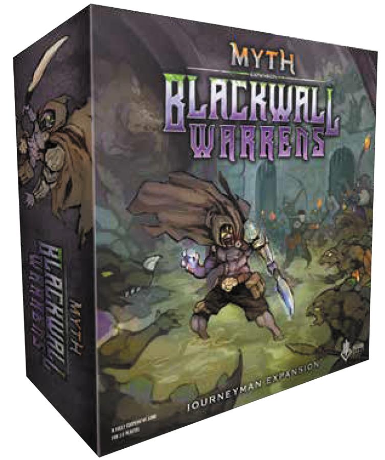 Myth: Blackwall Warrens Box Front