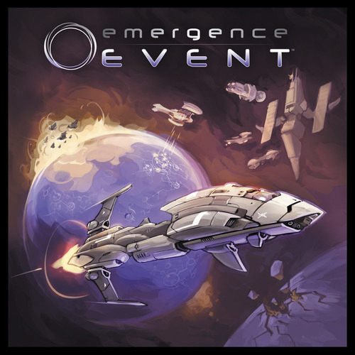 Emergence: Event Box Front