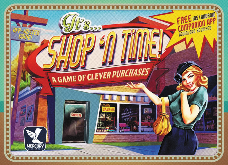 Shop N Time Box Front