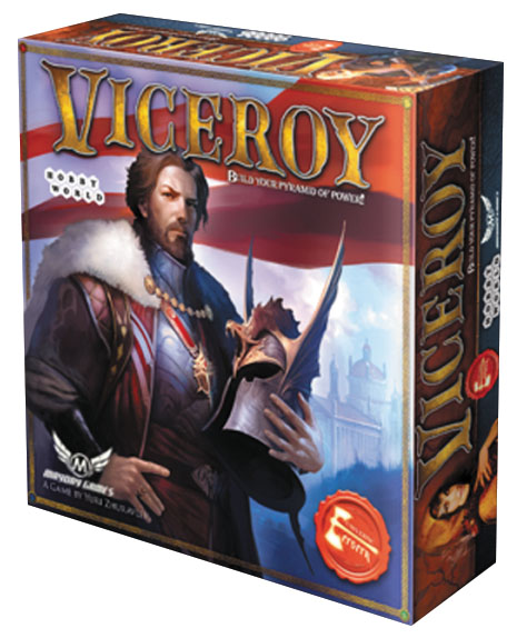 Viceroy Box Front