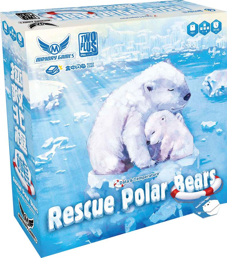 Rescue Polar Bears Game Box