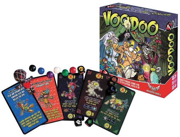 Voodoo Box Front