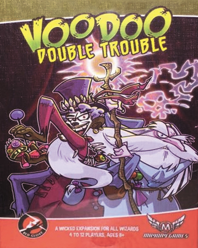 Voodoo: Double Trouble Expansion Box Front