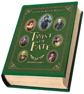 Twist Of Fate Box Front