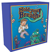 Hold Your Breath Box Front