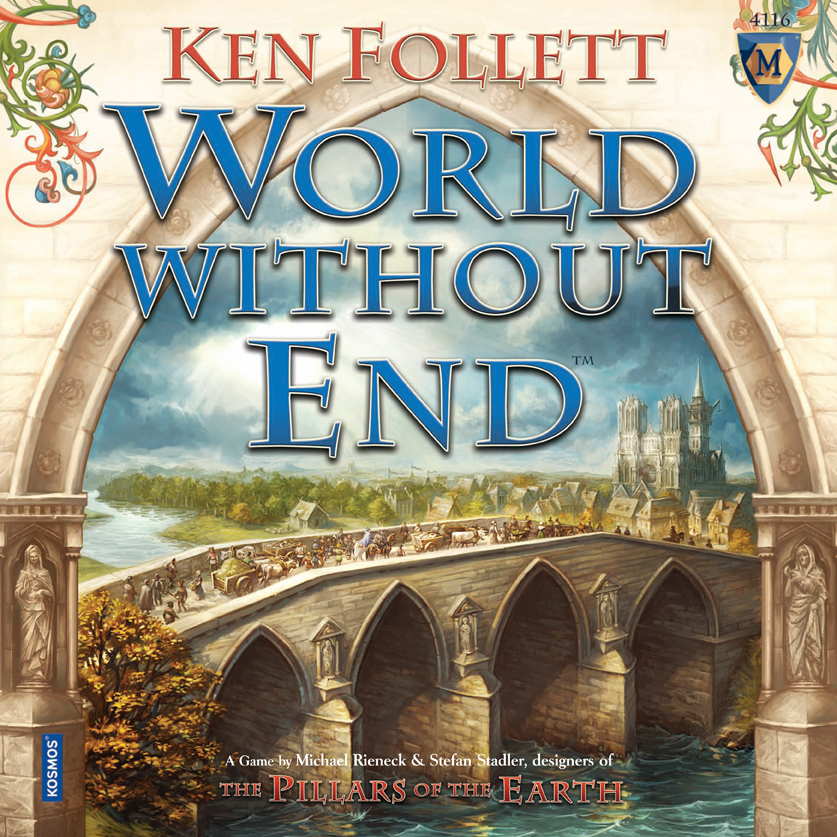 World Without End Box Front