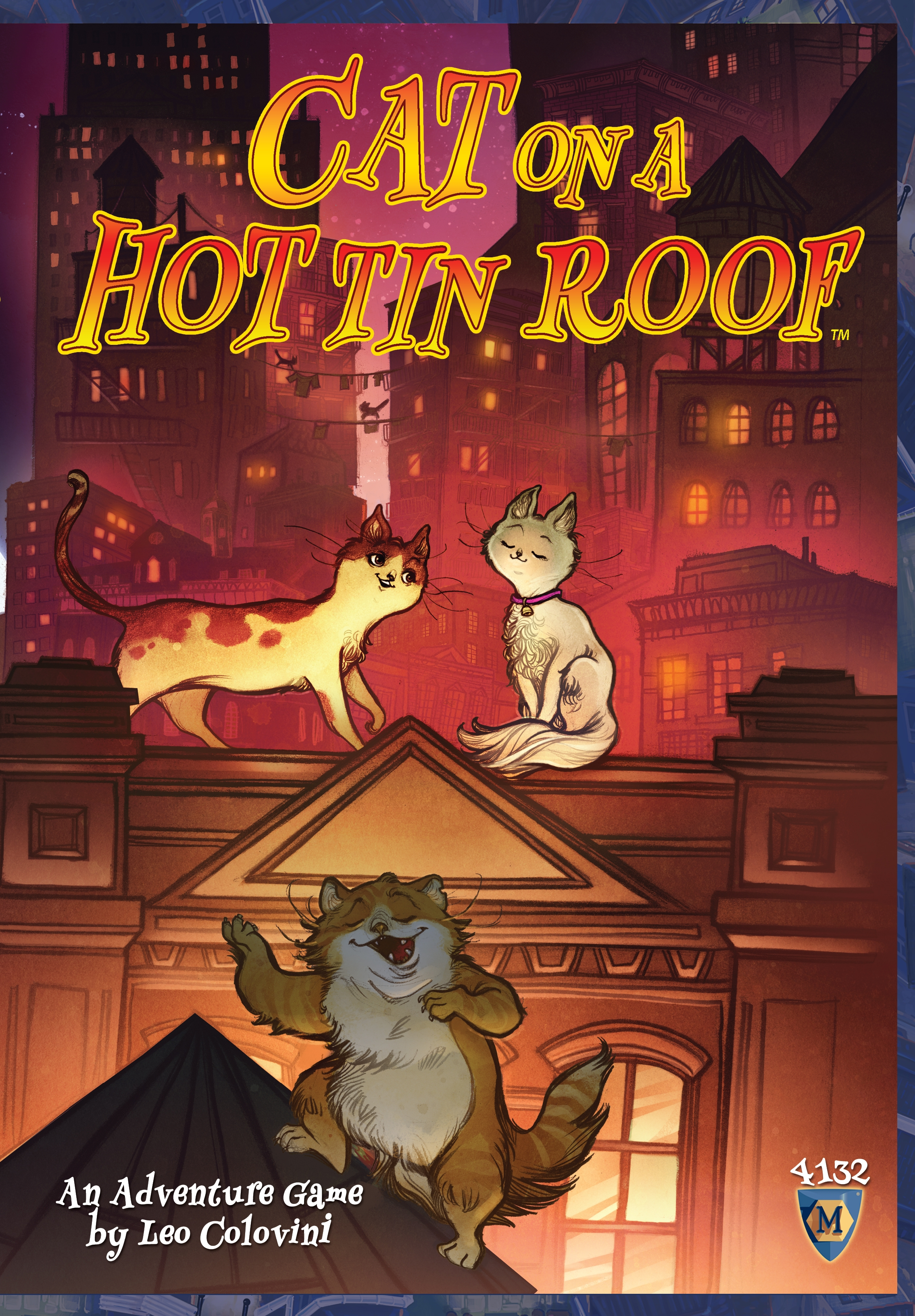 Hot Tin Roof: Cats Just Want To Have Fun Box Front