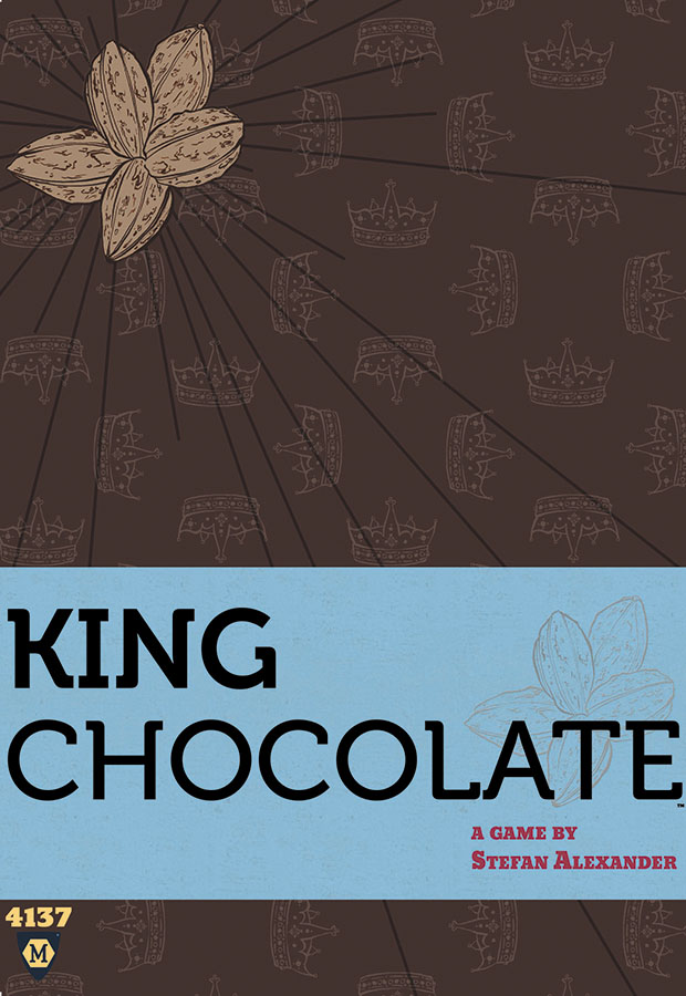 King Chocolate Box Front