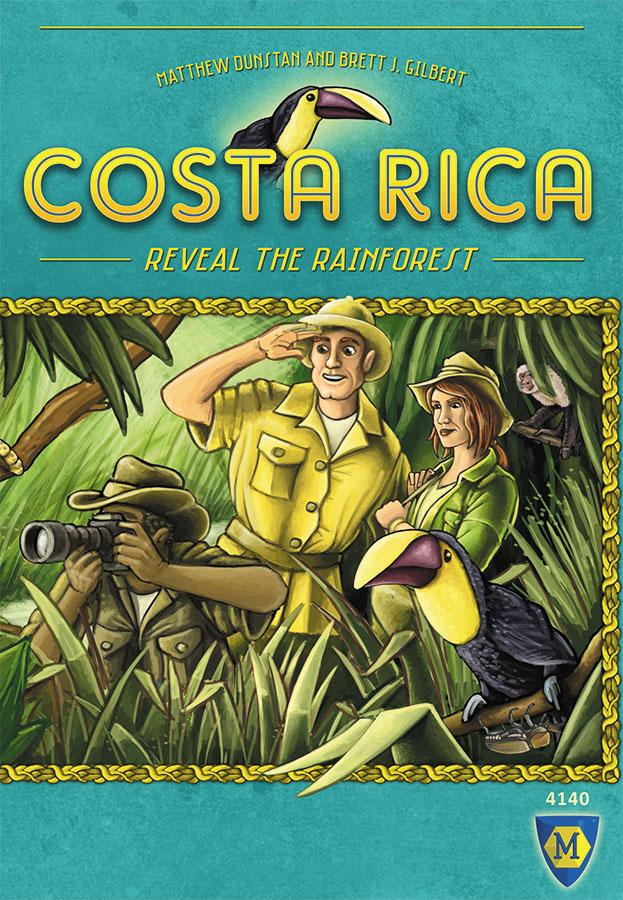Costa Rica Box Front