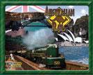Australian Rails Box Front