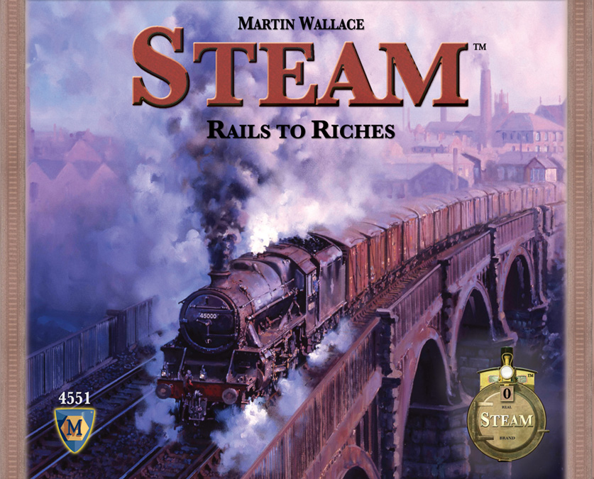 Steam Box Front