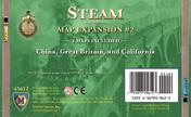 Steam: Map Expansion #2 Game Box