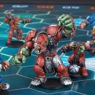 Dreadball: Greenmoon Smackers Box Front
