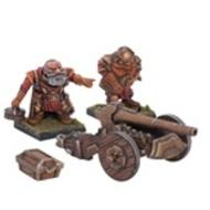 Kings Of War: Dwarf Ironbelcher (2+wm) Box Front