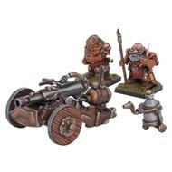 Kings Of War: Dwarf Flame Cannon Box Front