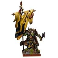 Kings Of War: Orc Flagger Box Front