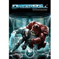 Dreadball: Rulebook Box Front
