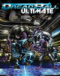 Dreadball: Ultimate Box Front