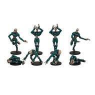 Dreadball: Pelgar Mystics Team Booster Set Box Front