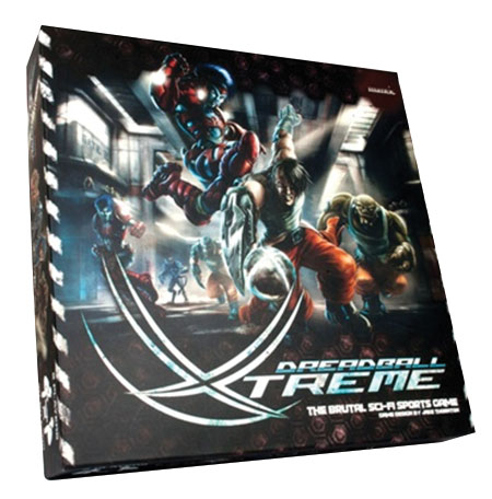 Dreadball: Xtreme Box Front