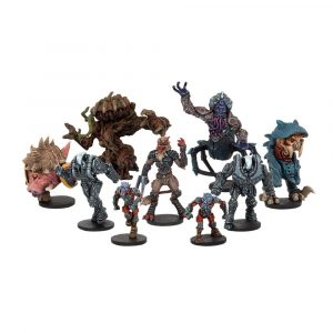 Dreadball: Xtreme Free Agents Set (9)