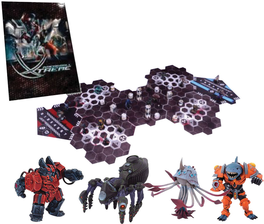 Dreadball Xtreme: Xpansion Set Box Front